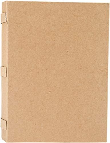 Art Alternatives MVPM06215 Paper-Mache Book Set -