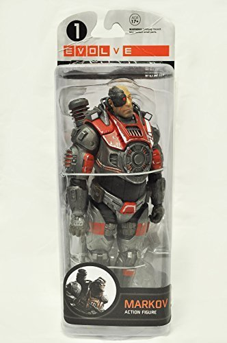 Evolve Legacy Collection: Markov Action Figure