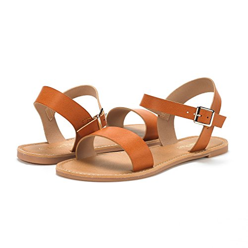 079585a0dbf43 SHOPUS | DREAM PAIRS Women's Hoboo-New Cute Open Toes One Band ...