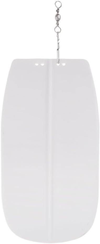 26 g 283 g. Anti-Corrosion Poids r/églable Generic Paravane pour Bateau de p/êche /à la Truite 82 g