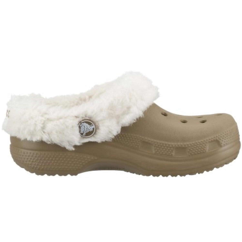 Crocs Kids Mammoth Khaki 10048-295-020 6-7  6/7 Child UK
