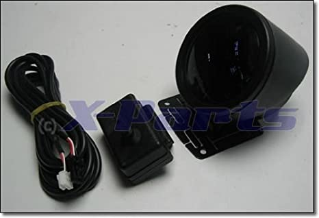 60mm Stepper TT Ladedruckanzeige /Öltemperaturanzeige