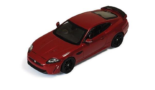 Jaguar XFR Italian racing rojo 1:43 Ixo