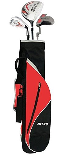 Nitro Golf Set Blaster Youth 6Piece Complete with Bag by Nitro