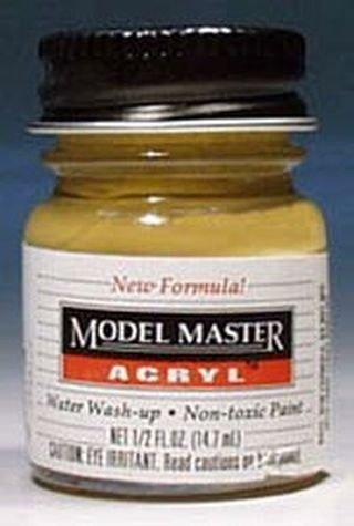 Wood Testors Acrylic Plastic Model Paint ()