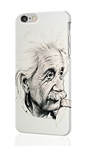 Unique 3D iPhone 6 Case - Albert Einstein quote Photo Image Durable Hard Case 3D Cover Rough Skin For iPhone 6 With 4.7-inches Design By Ondone hjbrhga1544