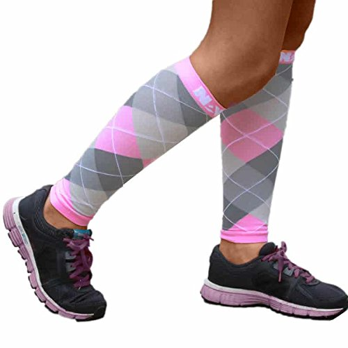 89a5fb31d9b Compression Socks Medical Nursing Travel Crossfit Sports For Women Men  21-59CM.