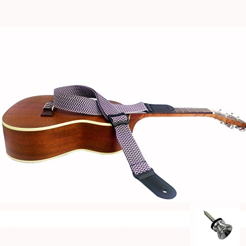 Adjustable Ukulele Shoulder Leather Ukuleles product image