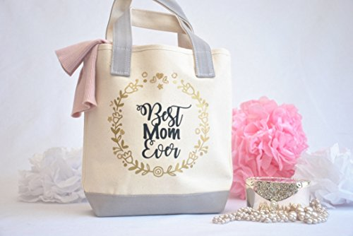 Best Mom Ever Tote Bag|Mothers Day Gift|Gift for Mom| Mom Gifts| Mom Birthday Gift|New Mom Gift| Mother Tote Bag|Personalized Gift for Her