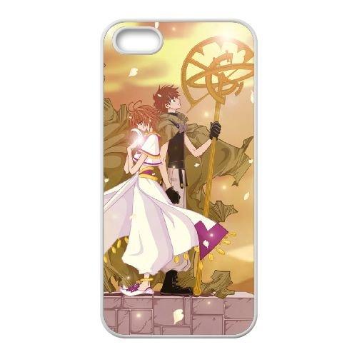 H0W46 tsubasa reservoir chronicle manga ii F6D7QW coque iPhone 4 4s cellulaire cas de téléphone couvercle coque blanche KV2YHV8TF