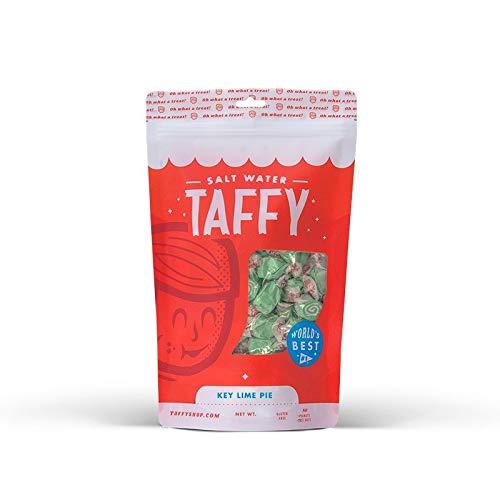 Taffy Shop Key Lime Pie Salt Water Taffy - 1 LB Bag