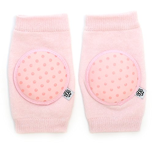Bella Tunno Heathered Happy Knees, Light Pink ()