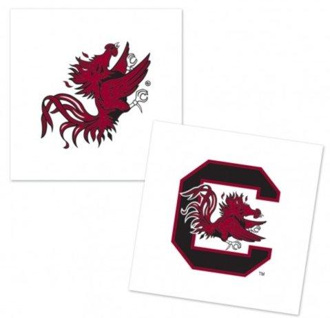Wincraft NCAA Official University of South Carolina Gamecocks 4-pack -