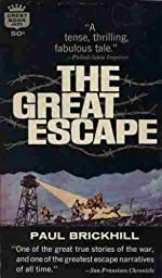 book report book great escape paul brickhill Buy the audio book (cd) book the great escape by paul brickhill at indigoca, canada's largest bookstore + get free shipping on history books over $25.