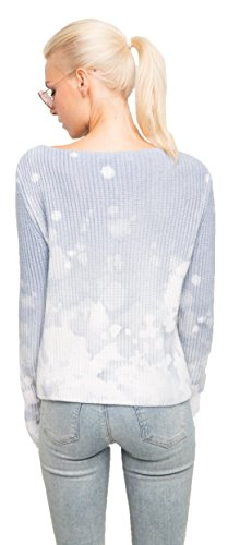 Generation Love Jayden Sweater In Bleached Blue, s by Generation Love (Image #1)'