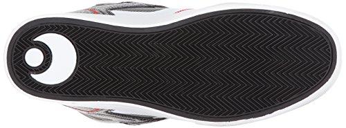 Osiris Men's Clone Skate Shoe Black/Red/Gator classic cheap online cheap sale popular cheap footlocker pictures GvDYd4d