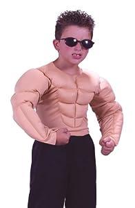 Amazon.com: Muscle Shirt Child Costume