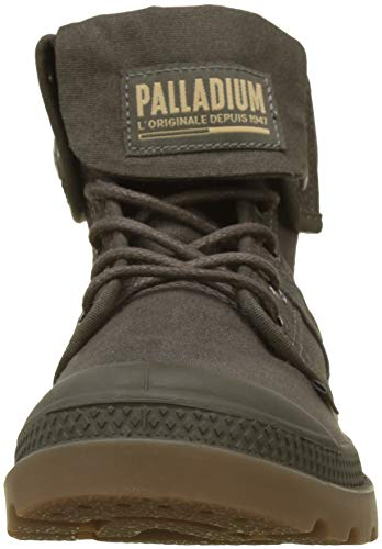 Major – Pallabrouse G39 Verde Brown Gum arnum Bgy Arricciati Stivali mid Unisex Wax Palladium Adulto Yvwx6Zv