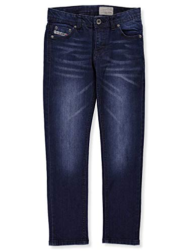Diesel Big Boys' Essential Denim Jean, Dark Indigo, - Kids Jeans Diesel