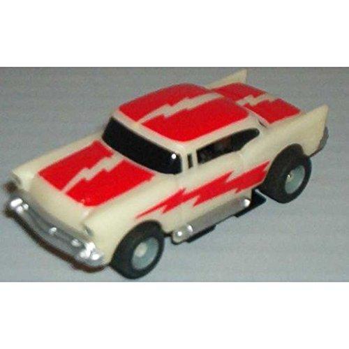 Mattel TYCO HO Scale 440x2 1957 Chevy Prostock Nite Glow ...
