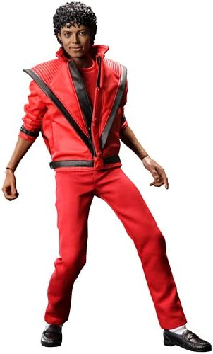 Hot Toys Cosbaby Michael Jackson 3 inch Action Figure Set of 8 NEW