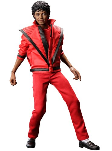 Hot Toys Michael Jackson 12 Inch Action Figure Thriller from Hot Toys