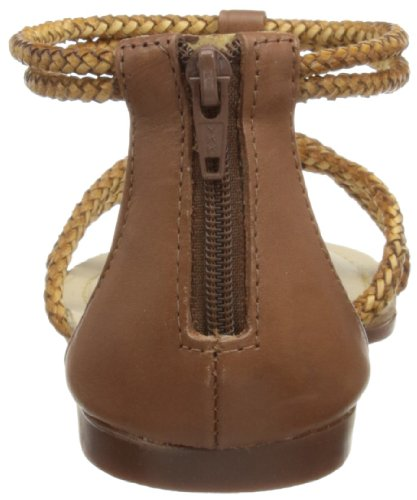 Sebago Poole Women's Dress T Strap Brown qqPr4p