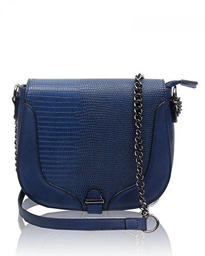Handbag Blue Shoulder Body Small Party Bag Women's Size Designer Bags Bag Cross Cross Oxford 2023 Nice Body OUzAxTqO
