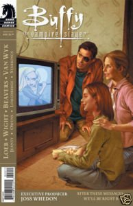 Buffy the Vampire Slayer Season 8 #20 2009, Jo Chen Cover (After These Messages...We'll Be Right Back, Volume 1) (We Ll Be Right Back After These Messages)