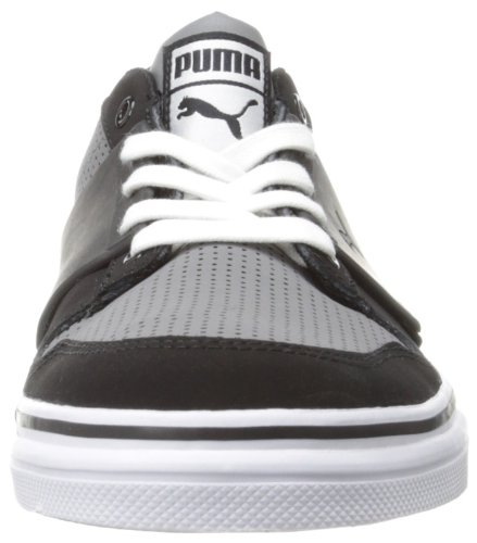 Puma - - Männer El Ace 2 Pn Schuhe Steel Grey-Black