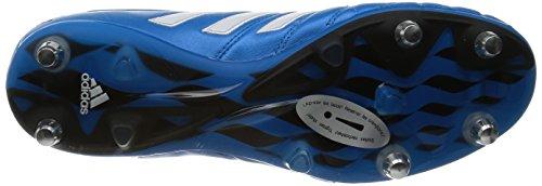 adiPure 11 XTRX Noir Bleu Blanc Chaussures Solaire Foot SG de Black Pro rrqxdw6
