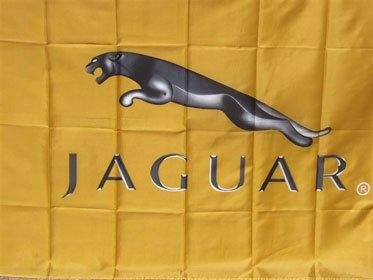 Jaguar Traditional Flag
