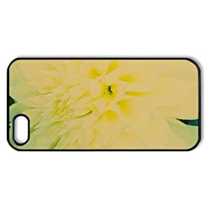 Beaming Flower Watercolor style Cover iPhone 5 and 5S Case (Flowers Watercolor style Cover iPhone 5 and 5S Case)