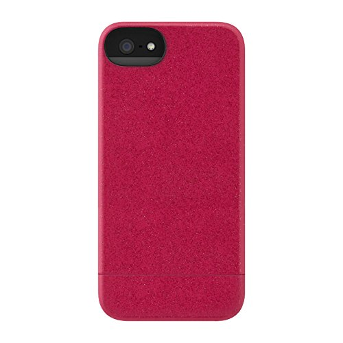 Incase Designs CL69038 Crystal Slider Case for iPhone 5 – Raspberry - Crystal Slider Case
