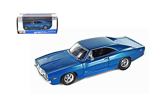 Maisto 1:25 W/B 1969 Dodge Charger R/T Diecast Vehicles for sale  Delivered anywhere in USA