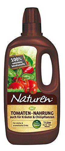 Naturen  Bio Tomaten und Kräuter Nahrung - 1 l