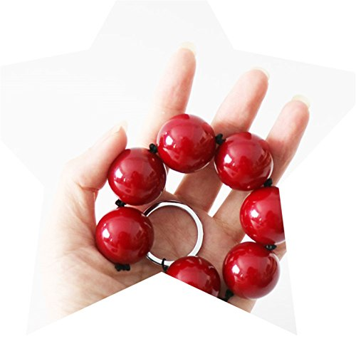 Anal Beads Prostata Massage Anal Balls Butt Plugs Sex Toys for Men/Gay/Women Massage Buttplug Erotic Toys by elephanted