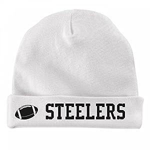 Baby Football Steelers Fan:Infant Baby Hat