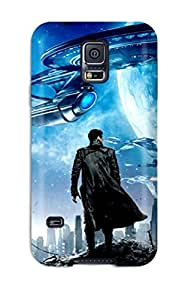 For Galaxy S5 Tpu Phone YY-ONE(star Trek Into Darkness And Screensavers )
