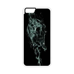 Skull and skeleton Pattern Hard Snap Cell Phone Case for For iphone Case 6 5.5 Inch FKGZ472686