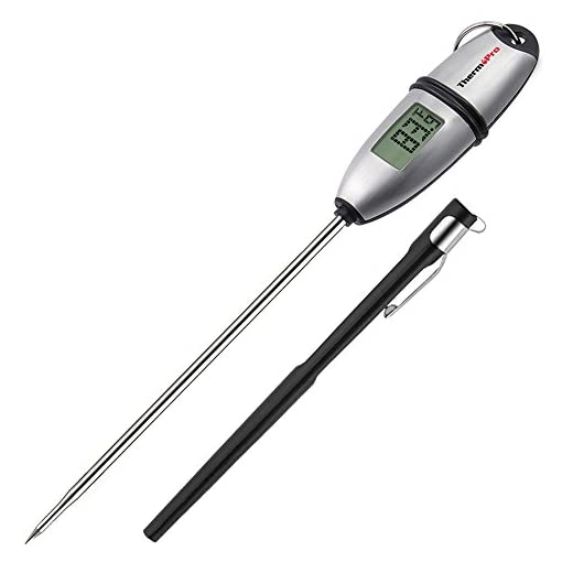 ThermoPro-TP02S-Instant-Read-Meat-Thermometer-Digital-Cooking-Food-Thermometer-with-Long-Probe-for-Grill-Kitchen-BBQ-Smoker-Thermometer