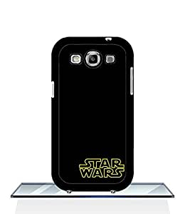 JenniferLi - Samsung Galaxy S3 i9300 Funda Case Star Wars Logo Movie Protector Dust Proof Solid Impact Resistant Anti Slip Funda Case Cover