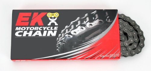 EK Motor Sport 630 Standard Series Chain - 90 Links - Natural , Chain Type: 630, Chain Length: 90, Color: Natural, Chain Application: All by EK Motor Sport