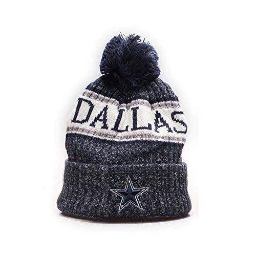 Dallas Cowboys Pom Hat 7a1a3bbc1
