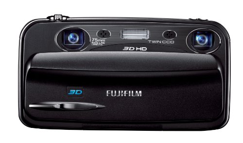 Fuji Finepix Viewer - Fujifilm FinePix Real 3D W3 Digital Camera with 3.5-Inch LCD (Discontinued by Manufacturer)