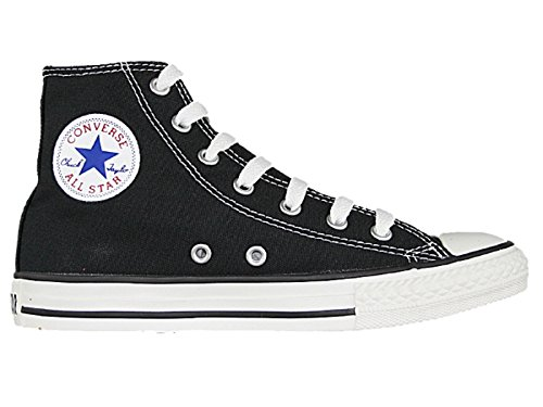 Converse Chuck Taylor All Star Hi Top Black 3J231 Youth Size 2