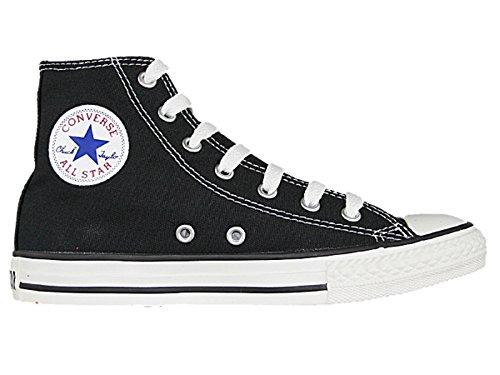 Converse Chuck Taylor All Star Hi Top Black 3J231 Youth Size 10.5