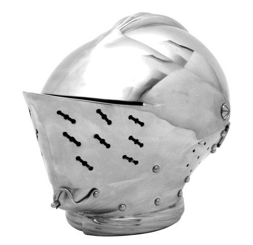 (Tudor Renaissance Close Helm Jousting Helmet)
