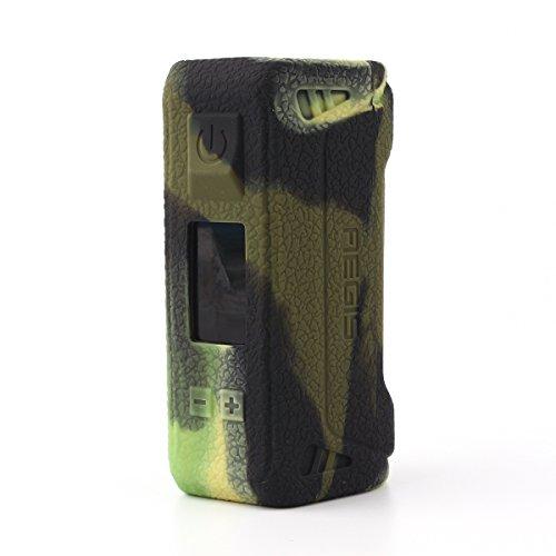Protective Case for GeekVape Aegis Mod 100w TC Silicone Skin Gel Sleeve Wrap Fits GeekVape Aegis Mod 100w TC Mod Box,Camo