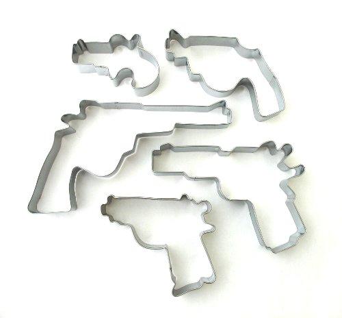 gun cookie cutter - 7